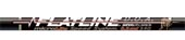Easton Flatline Superlite Arrows - 500 Spine