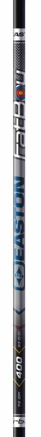 Easton FatBoy Arrows w/G bushings - 400 Spine