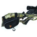GamePlan Crossbow X-Bolt Stock Stash, Black