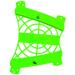Bohning Web Armguard, Neon Green