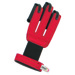 Neet AY-G2_N NASP Youth Glove, Sm, Red