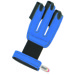 Neet AY-G2_N NASP Youth Glove, Reg, Blue