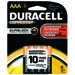 Duracell Coppertop Alkaline Battery - AAA, 8/pk.