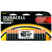 Duracell Coppertop Alkaline Battery - AAA, 16/pk.