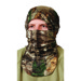 H.S. Scent-A-Way Silver Spandex Balaclava - Lightweight, One Size, APX