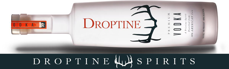 Droptine Spirits vodka